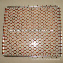 Low Carbon Galvanized Barbecue Mesh