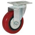 PVC Shopping Cart Casters