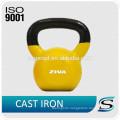 Custom cast iron kettlebell for wholesale