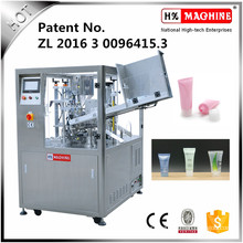 Newest Type Automatic Cosmetic Gel Soft Tube Filling Sealing Machine