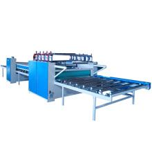 Linha de Laminação de Rolos Quentes Semi-Automáticos em Carpintaria