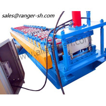 aluminum roof machine Corrugated tile roof roll forming machine