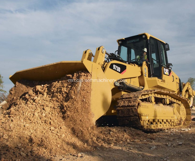 Caterpillar Large Track Loader 973D / 973d
