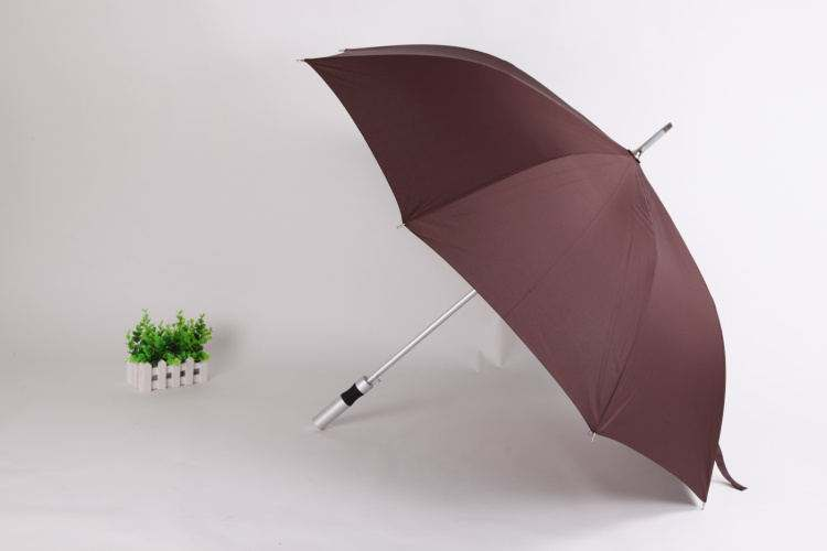 2018 High Quality Solid Rod Aluminium Promotional Umbrella02