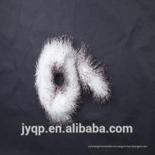 2018 bufanda de piel al por mayor de lujo de las ovejas del cordero de Mongolia