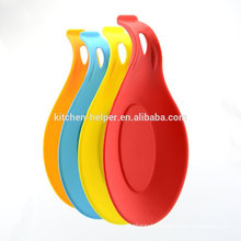 Highly Welcomed Top Selling Food Grade Silicone Rubber Spoon Rest