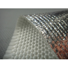 FGW1500AL Aluminum Laminated Fiberglass Fabrics