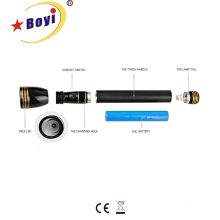 High Power 3W CREE LED Rechargeable Torch