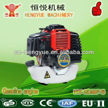 motor de gasolina para motor de gasolina pequeño 1E40F-5 de cortador de cepillo