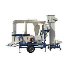Máquina de limpeza de sementes de pimenta para gergelim Quinoa