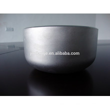 Taza de acero negro de alta calidad