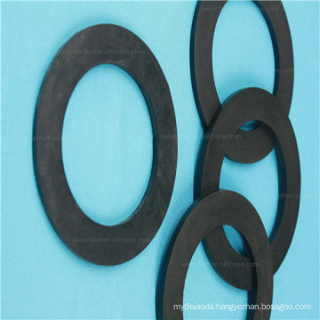 Silicone Rubber 3m Tape Adhesive Backed Washer