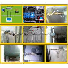 Robinet à tournant sphérique motorisé en laiton bidirectionnel pour la bobine de ventilateur (CWX-25S)