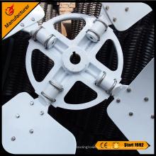 Xinxiang JIAHUI 3.4m chauffage tour de refroidissement en alliage d'aluminium ventilateur
