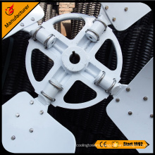 Xinxiang JIAHUI 3.4m heating cooling tower aluminum alloy fan