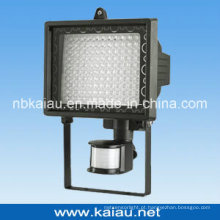 Luz de inundação LED com sensor de movimento (KA-FL-18)