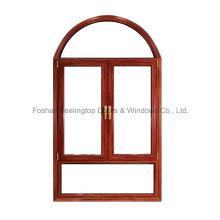 Fenêtre en aluminium avec haute qualité et meilleur prix (FT-W55)