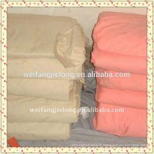 2014 nouveau design érode stock de coton teint en tissu