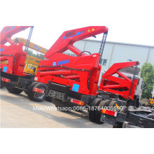 Wireless Remote Control 20ft Side Lifter Hydraulic Crane