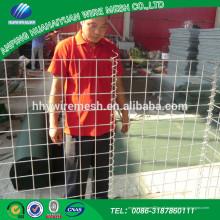 Fornecedor chinês atacado barreira de hesco de malha soldada gabião estilo moderno