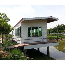 Estrutura de aço leve Villa House