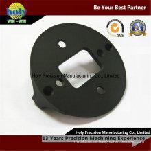 Cnc-Drehfräser-Gewohnheit 6061 Aluminium-CNC, die Teile maschinell bearbeitet