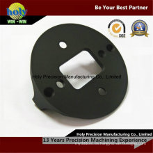 Piezas de mecanizado del CNC de aluminio a medida del CNC de la vuelta del CNC 6061
