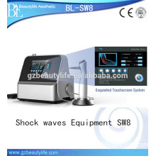fitness equipment extracorporeal shock wave therapy equipment/shock wave machine