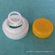 Bouchon de bouteille d'huile d'injection plastique moule / haute qualité Bouchon de bouteille d'huile d'injection plastique moule / moule