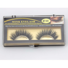 3d Horse Lashes real horse hair eyelashes hot sell horse fur false Volume
