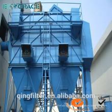 Sistema de recogida de polvo / máquina ciclónica industrial de colector de polvo