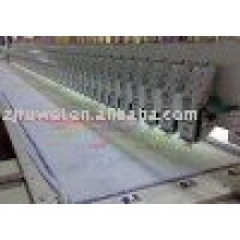43 heads flat embroidery machine