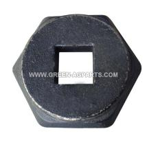 A25694 John Deere Disc Bumper Washer with Square Hole