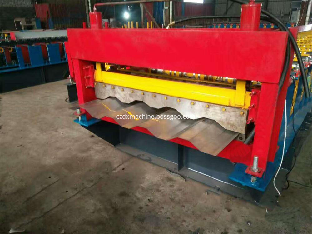 Container Metal Roll Forming Machine