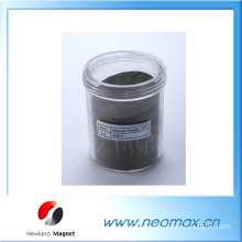 Magnet powder of B powder