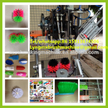 toilet brush making machine