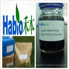 Pulpe de haute qualité de Habio blanchissant l'enzyme spécialisée améliorée