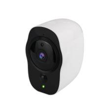 Câmera CCTV operada por bateria com cartão SD Backup Câmera IP p2p SMART phone View