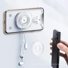 suporte de telefone pegajoso almofada de gel anti-gravidade nano