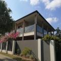 Maison préfabriquée de villa en acier léger de vente chaude