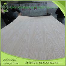 Ausgezeichnete Qualität Ash dekorative Sperrholz aus Gold Lieferant