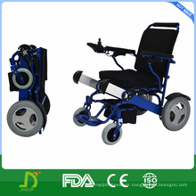 Small Portable Power Wheelchair
