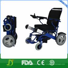 Cadeira de rodas portátil de pequeno porte
