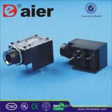 Производитель Daier EJ6504-04 микрофон 6.35 мм разъем