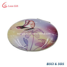 Round Fantastic Printing Makeup Mirrors for Girl