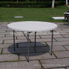 2018 White Multifunction Table Round Folding 8ft Round Tables
