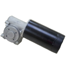 Variable speed dc gear motor for elevator door