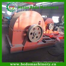 Machine professionnelle de broyeur de bois de moteur diesel de broyeur en bois de fabricant