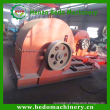 Máquina chipper de madeira móvel do motor diesel chipper de madeira profissional do fabricante