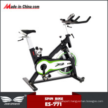 Gym Master Indoor Cycling Heavy Wheel Spinning Bike for Fitness